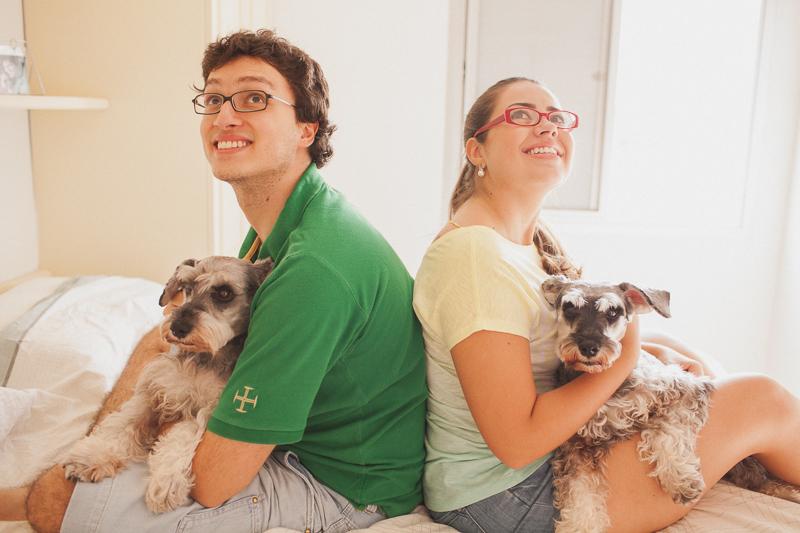 Foto de Camila e Tiago - Os Rórtes