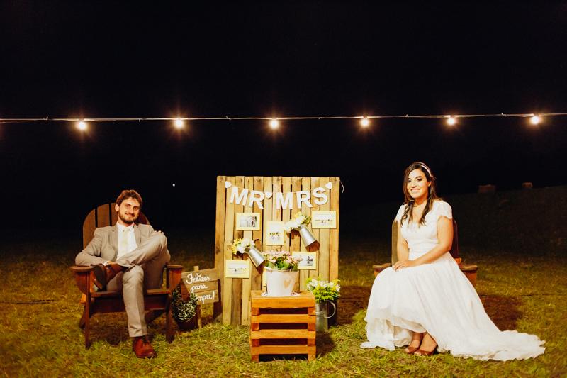 Foto de Sharline e Clayton