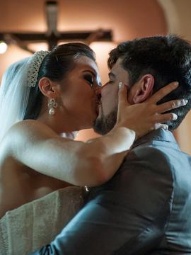 Casamentos de Tatty e Anderson em Praia do Forte-BA