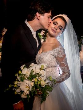 Casamentos de Nayra e Leonardo em Feira de Santana - Ba