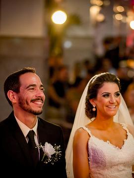 Casamentos de Elaine e Almiro em Feira de Santana-BA