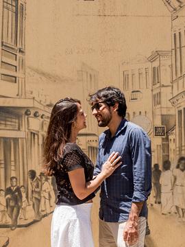 Ensaios de Luciana e Felipe em Ilhéus-BA
