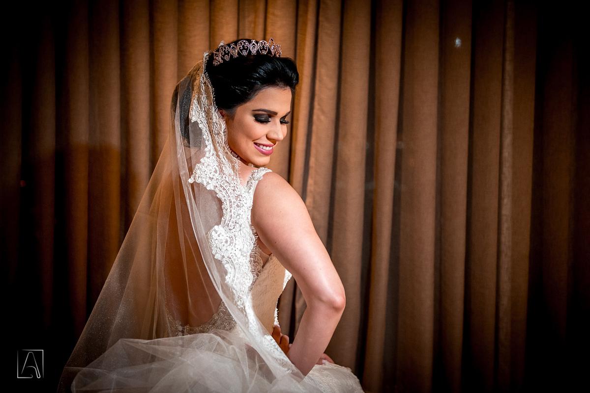 noiva pronta pra casar