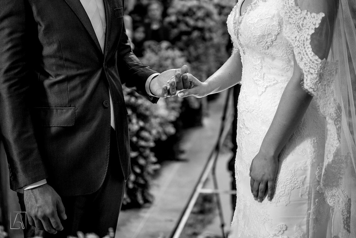 detalhes do casamento