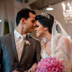 Casamentos de Sarita e Ubiratan