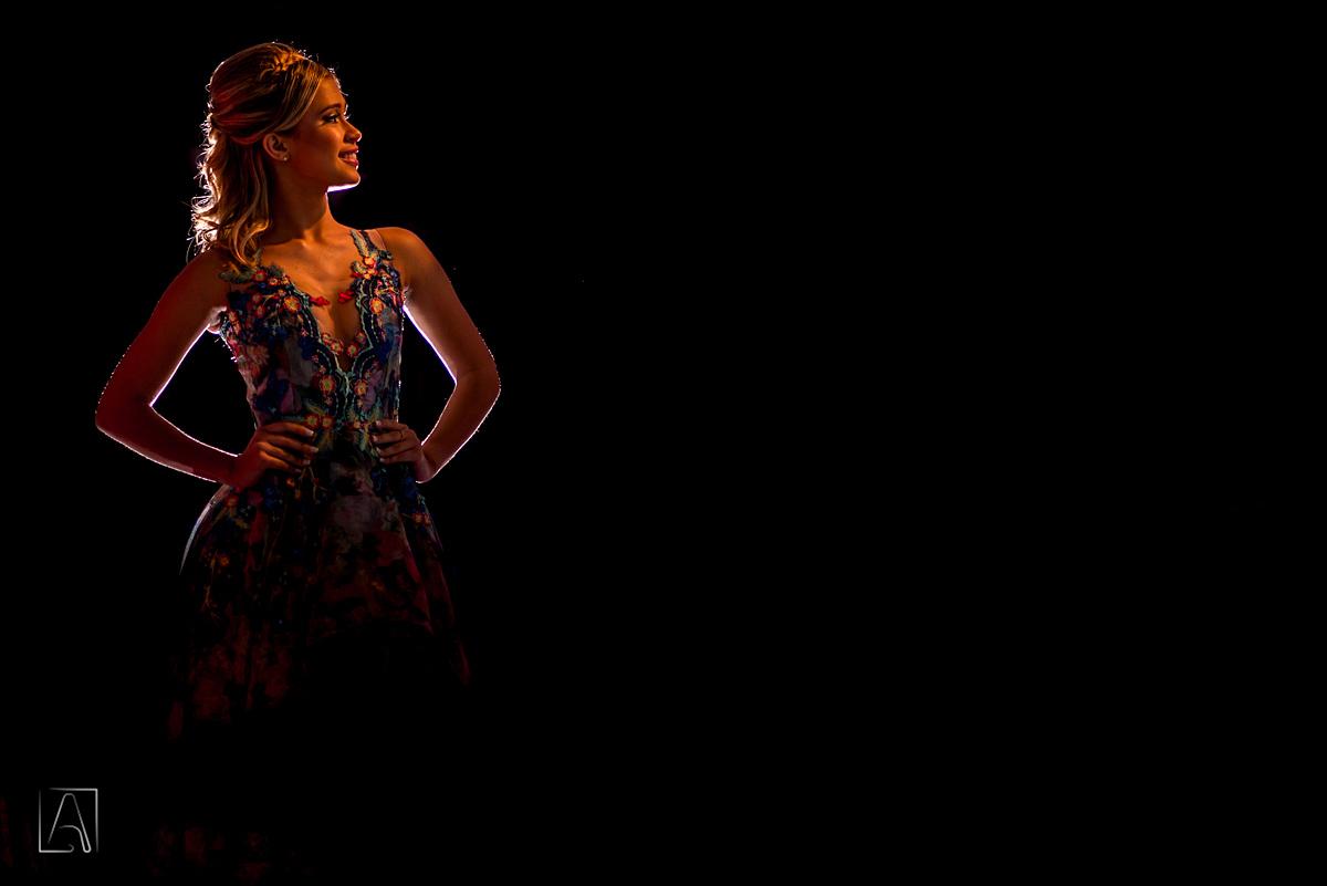 foto da debutante