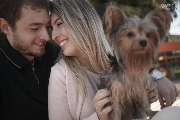 Ensaio Pré-Casamento de Ensaio Pré Casamento Ricardo & Carol