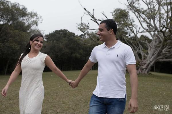Ensaio Pré-Casamento de Ensaio Pré Casamento | Etiene  & Ana