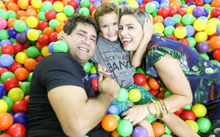 Festas Infantis de Guilherme 5 Anos