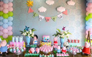 Festas Infantis de Laura