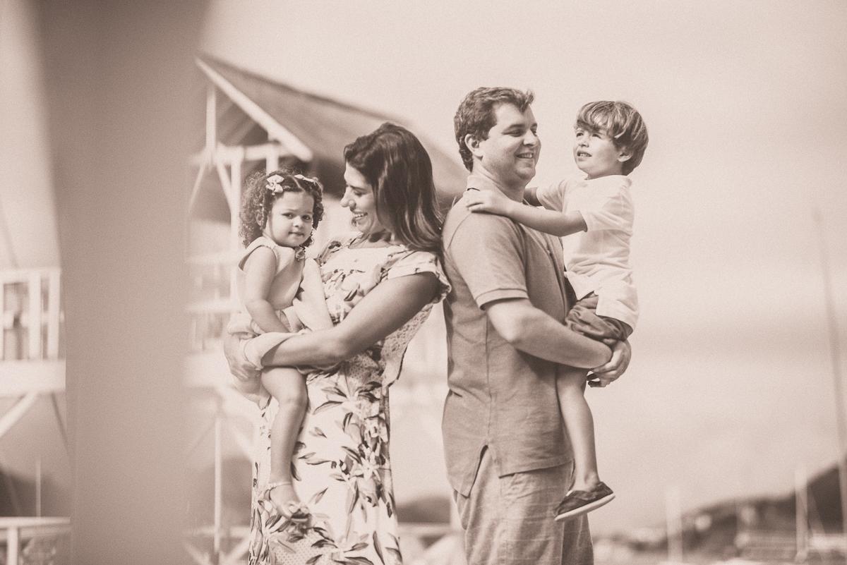 Foto de Família da Duda e do Matheus