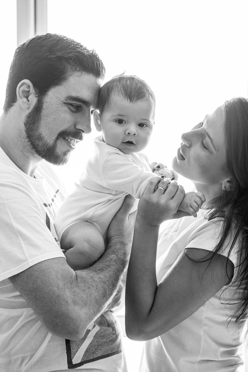 Foto de Família do Caio