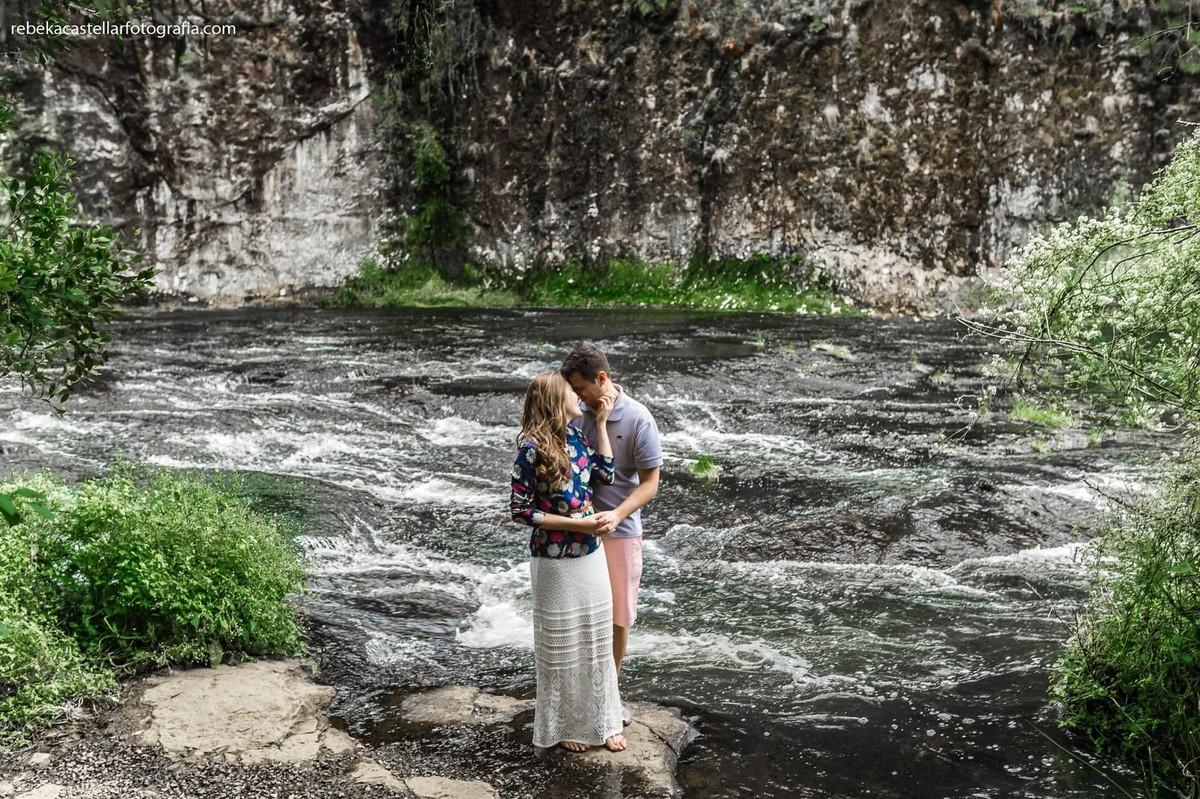 ensaio de casal em Canela/RS