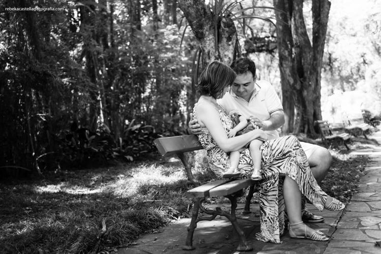Foto de Lívia, Gui e Manu
