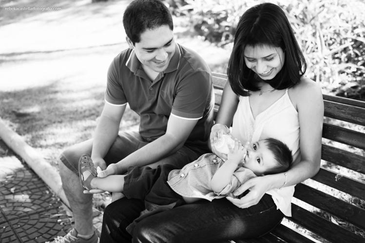 Foto de Cris, Evandro e Pedro Luiz