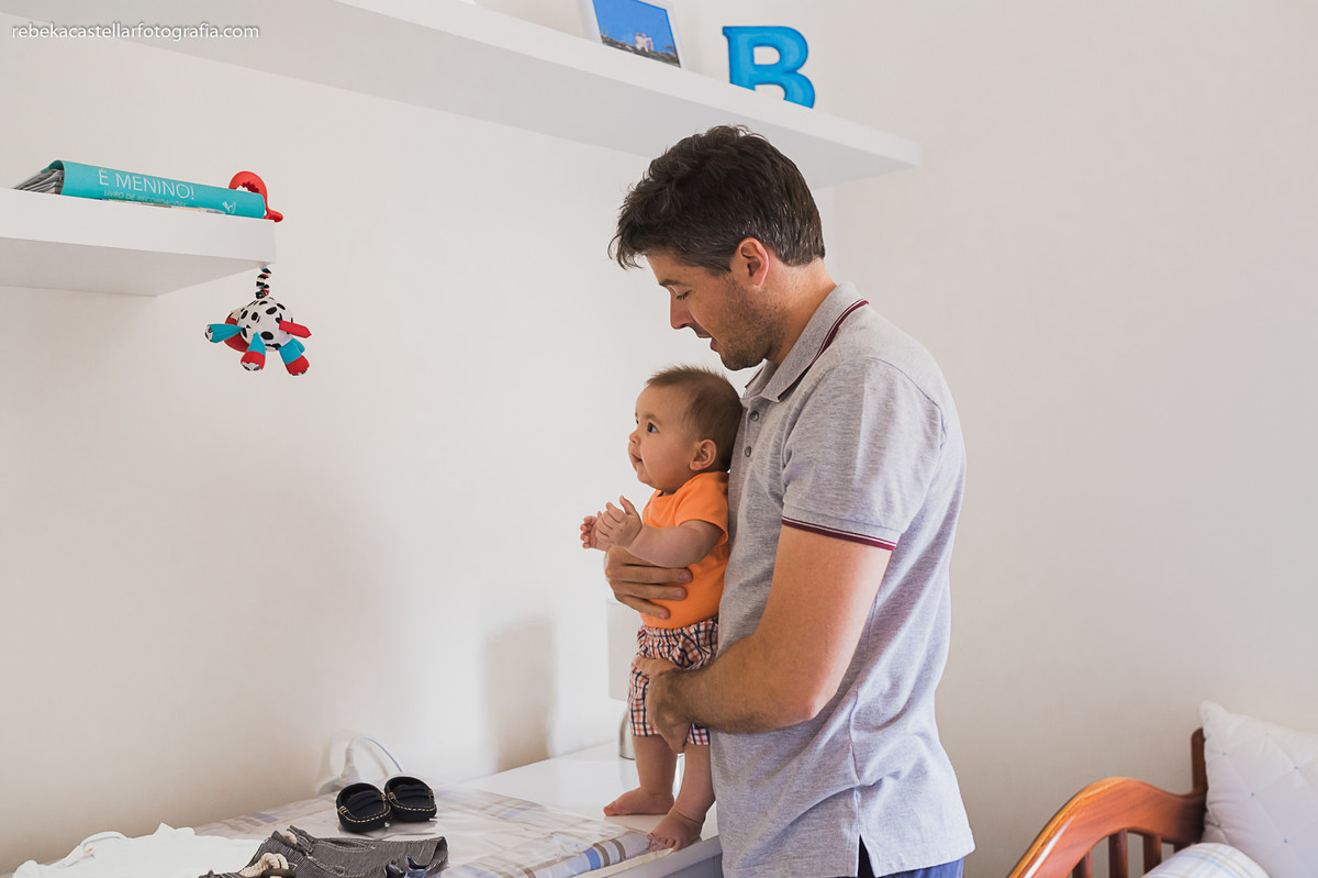 Foto de Mariana, Daniel e Bruno