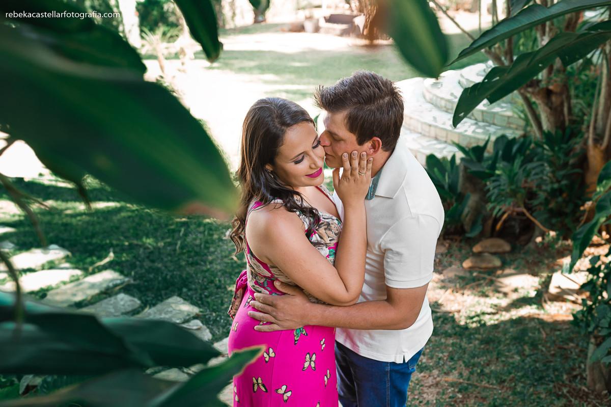 Foto de Mariana e Eduardo
