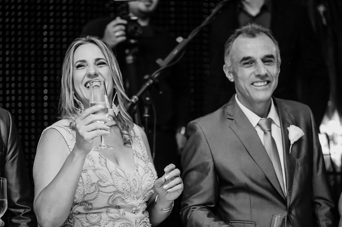 Foto de Heleny e Cássio