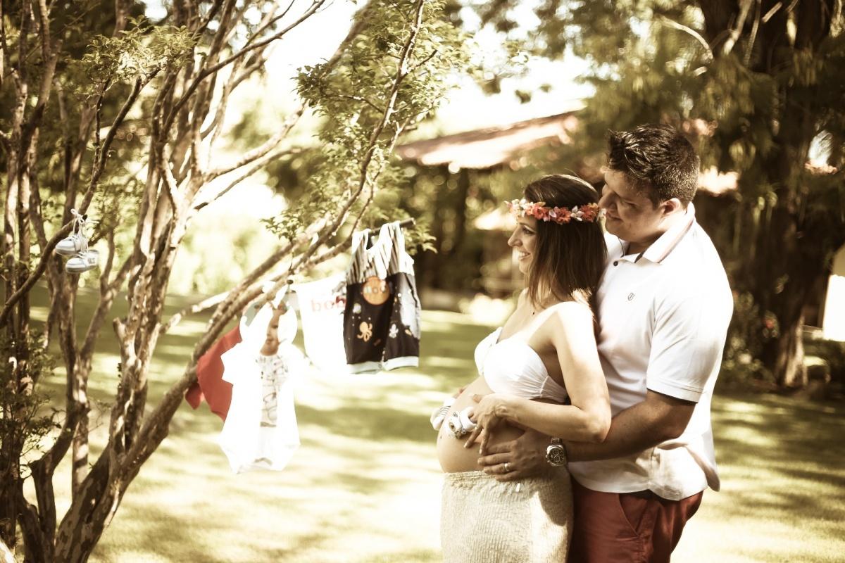 Foto de Andressa e Marcelo
