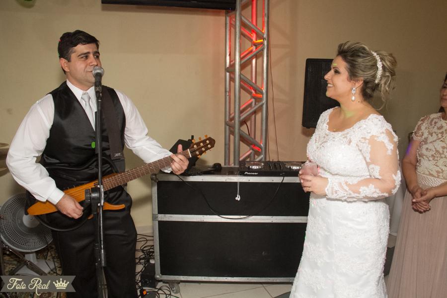Foto de Raquel e Thiago