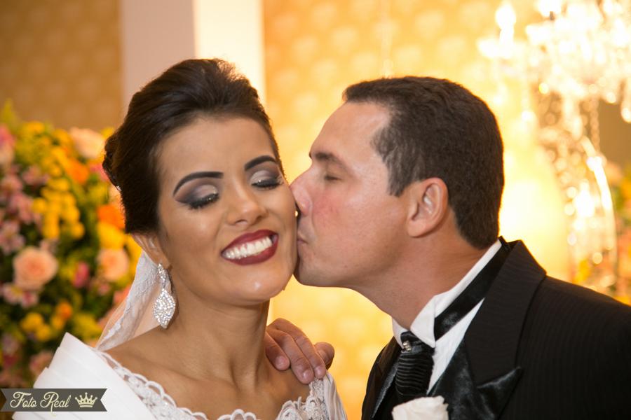Foto de Flávia e Rodrigo