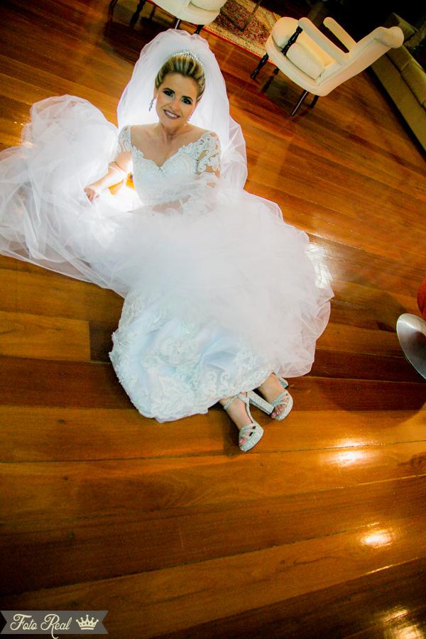 Foto de Laura e Diogo