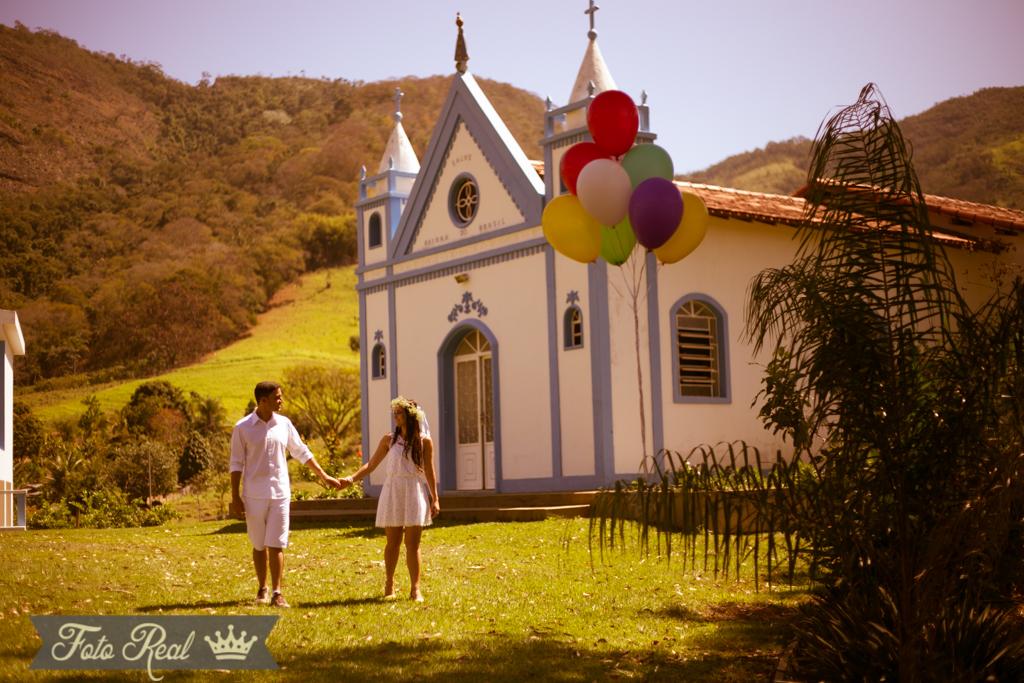 Foto de Higor e Betânia