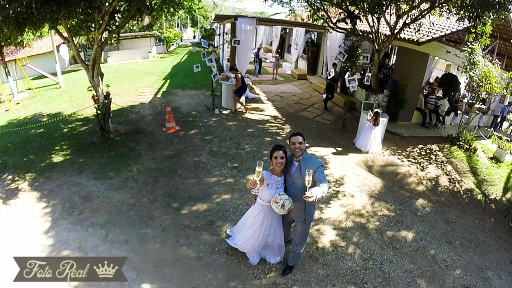 Foto de Eduardo e Roberta