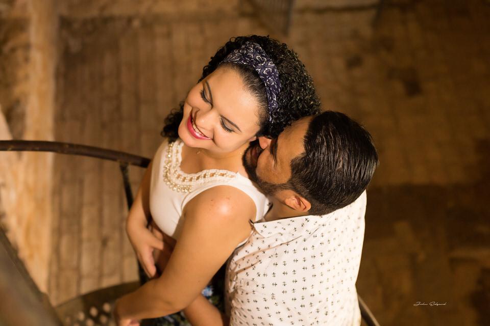ensaio fotográfico pré wedding em fábrica abandonada em Araçoiaba da Serra- São Paulo