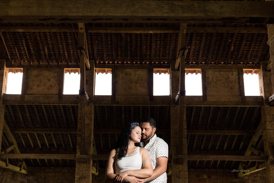 Pré Wedding Aline e Alan em Floresta Nacional de Ipanema- São Paulo