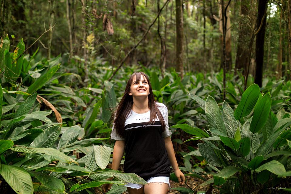 ensaio da debutante Monique realizado em São Paulo ZL