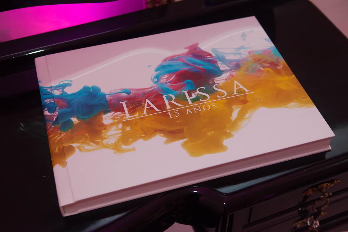 festa debutante álbum livro de assinatura