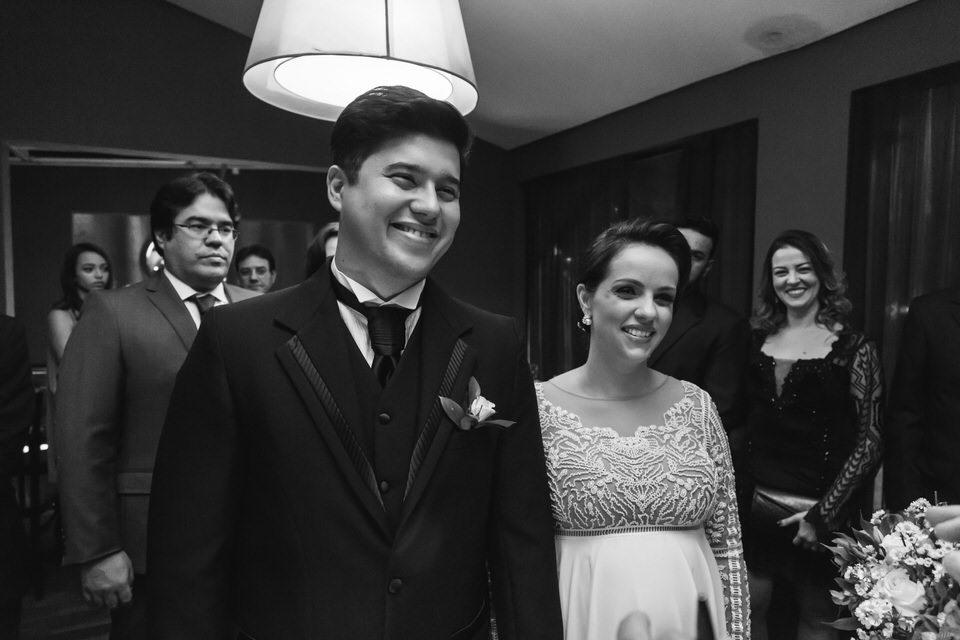 casamento da Ana e Bruno no Othelo restaurante em São Paulo