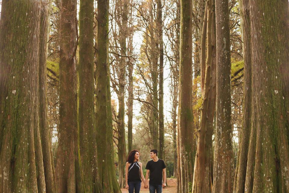 Ensaio Fotográfico de casal em SP