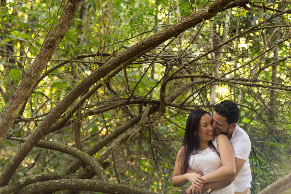Pré wedding Carolina e Rudy no parque municipal Ilha grande Guararema-SP