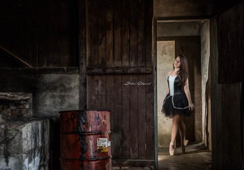 Ensaios de Ensaio Bailarina Gabriela