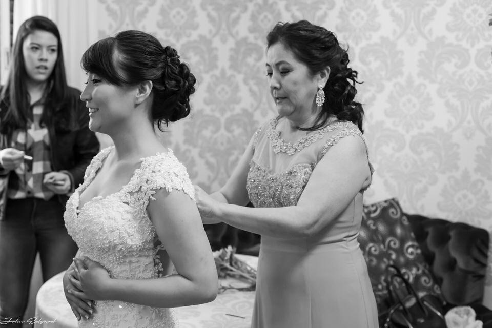 making of noiva, casamento Milena e Ramiro em São Bernado do Campo- SP