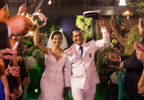 Casamentos de Casamento- Dayane e André