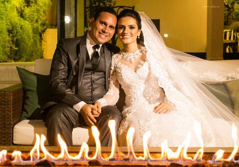 Casamentos de Casamento Caroline e Bruno
