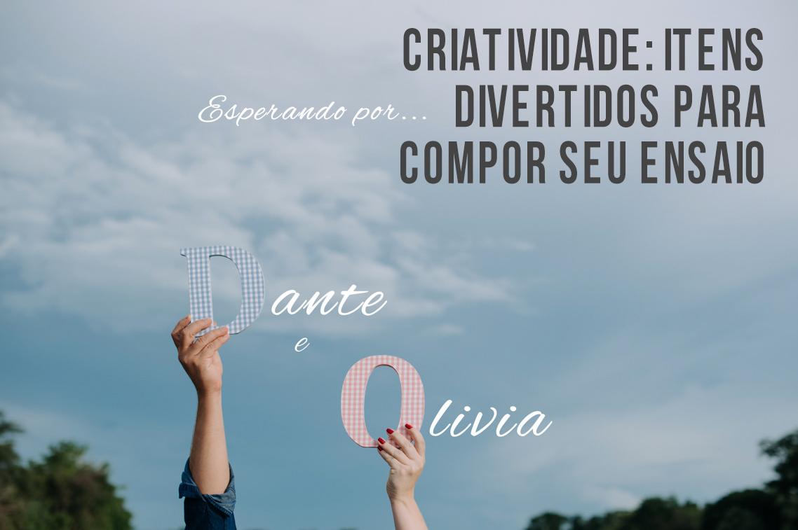 Imagem capa - CRIATIVIDADE: ITENS DIVERTIDOS PARA COMPOR SEU ENSAIO por Marcelo Foto
