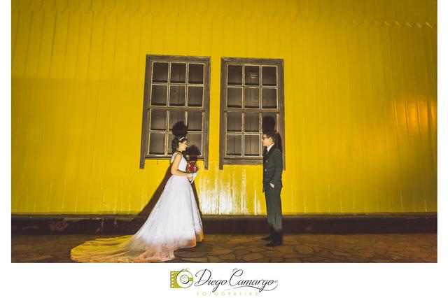 Casamento de Edina & Gustavo