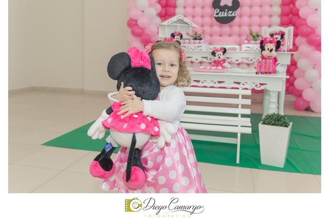 Aniversário de Luiza - 2 Anos