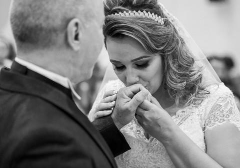 Casamento de Adriana e Carlos