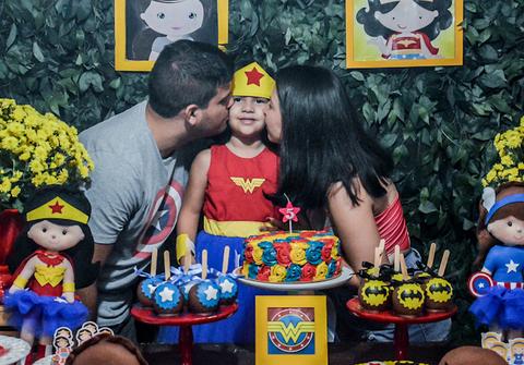 Aniversário Infantil de #BIANCA