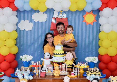Aniversário Infantil de #AARON