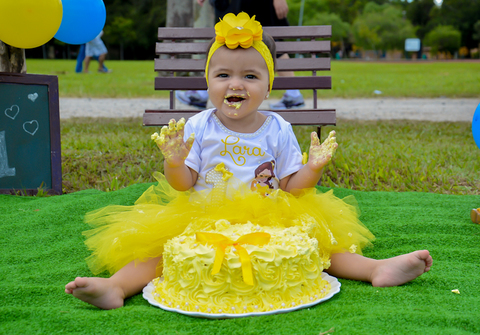 Smash The Cake de #LARA