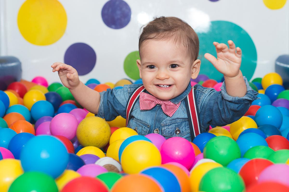 Foto de Aniversário 1 aninho de Miguel