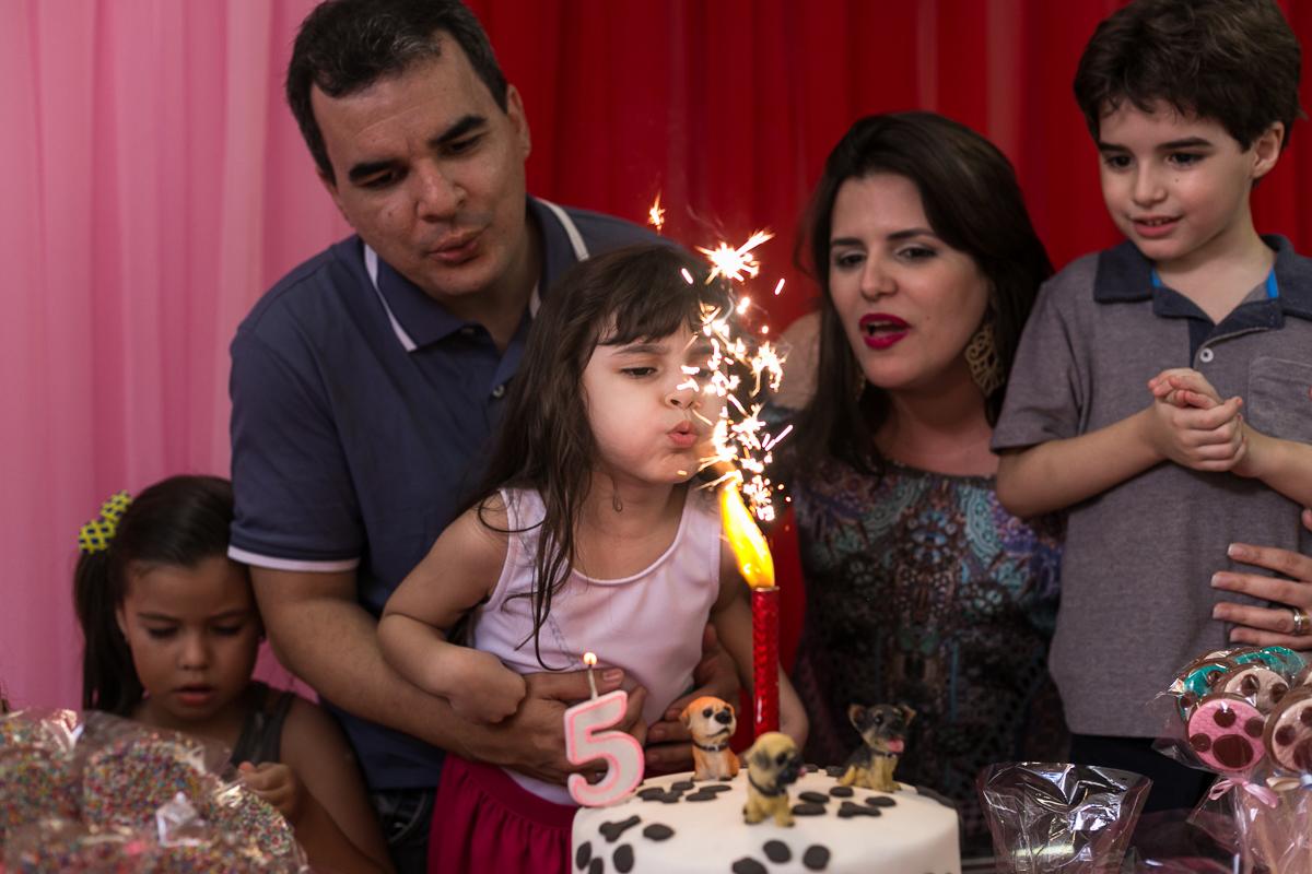 Aniversário infantil Mari e Arthur no Cambalhota Recife