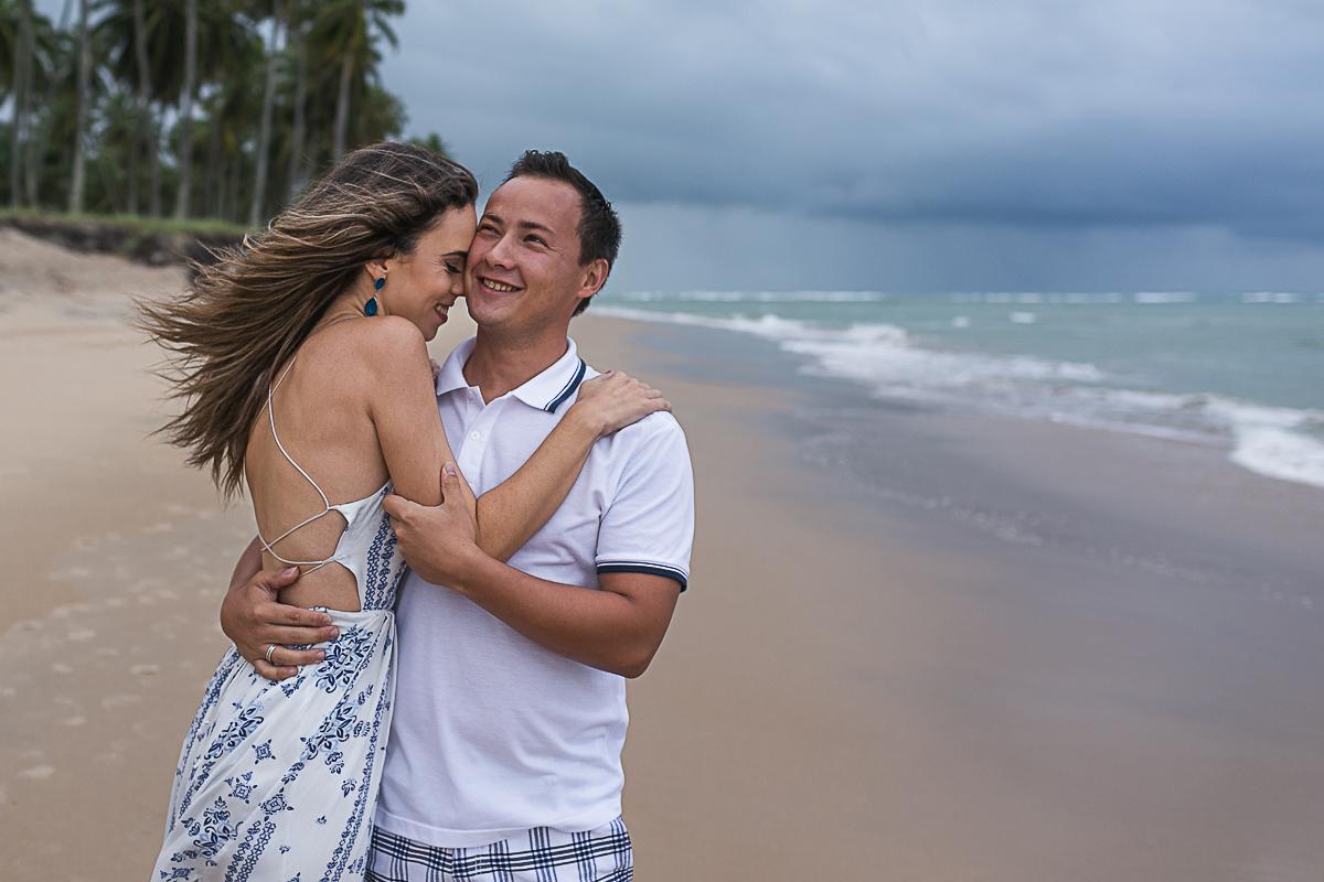 ensaio casal pre wedding casamento amor lifestyle em praia do paiva recife foto feita por claudio cerri e keliana cerri do super click