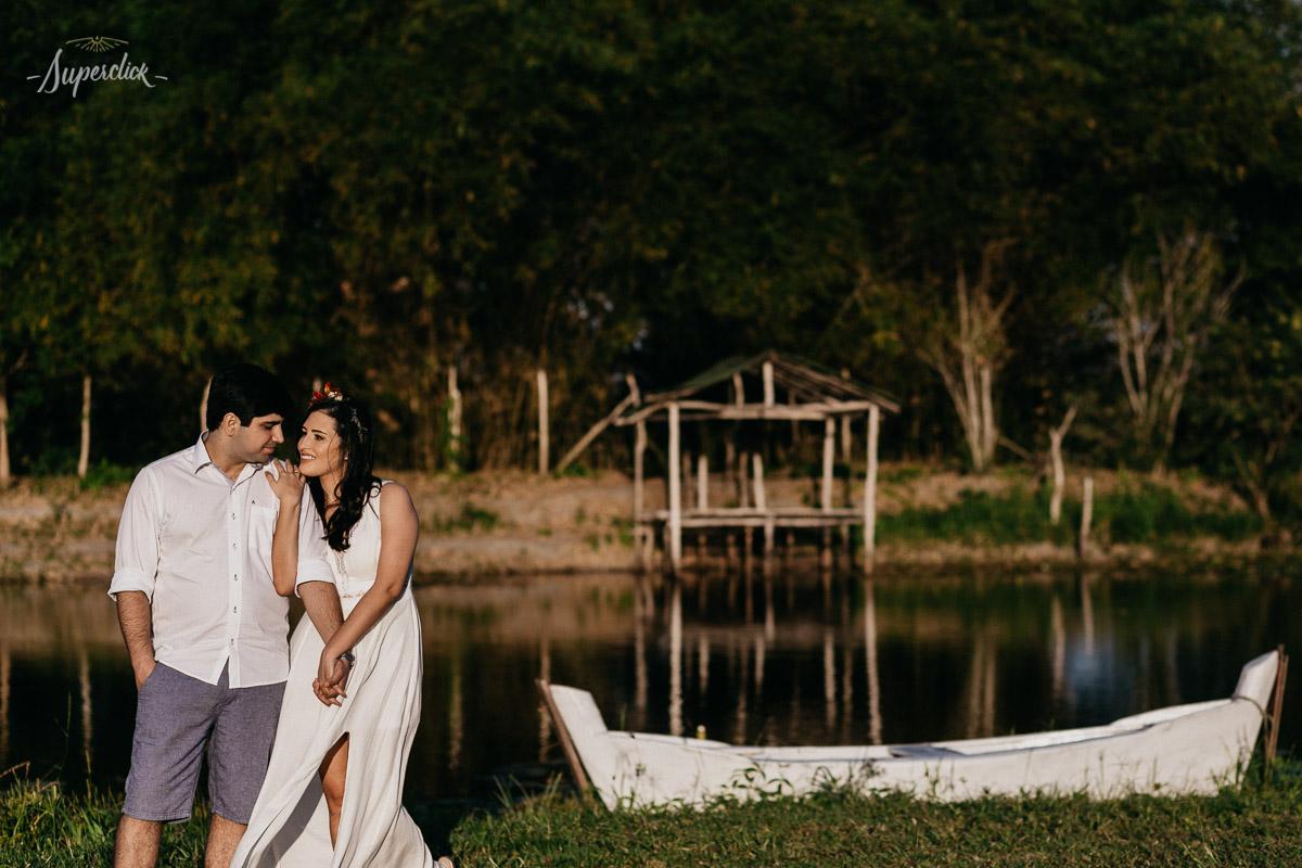 ensaio Casal Pre wedding na casa de campo de Gabriela e Sylvio pelo SuperClick